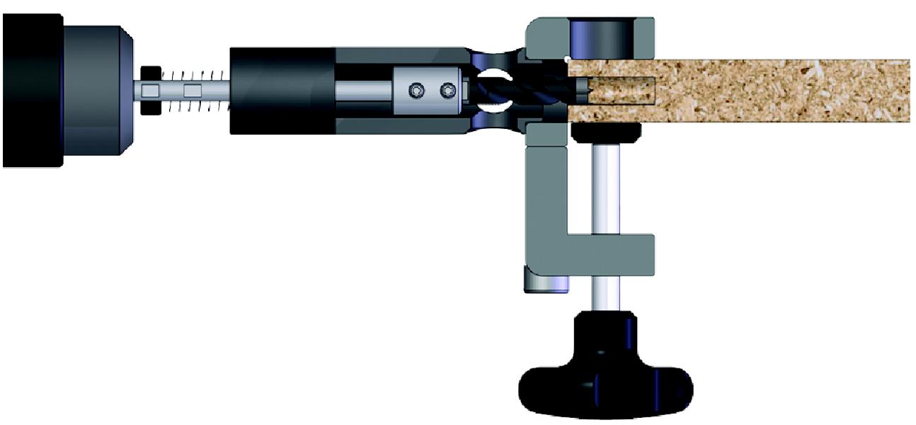 Sistemas de trabajo y accesorios plantilla para taladro - Accesorios para taladro ...